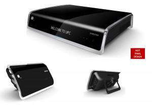 Le projet Horizon d'UPC Cablecom.