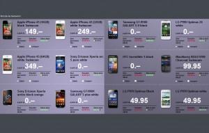 Prix suisse de l'iPhone 4S: les vertus du marché libre?