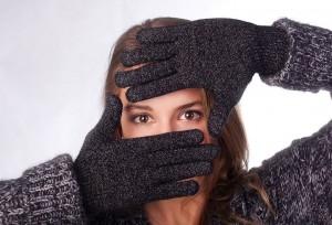 Des gants à la surface