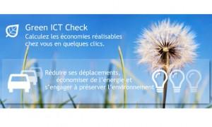 Les technologies vertes de Swisscom.
