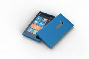 Le Nokia Lumia 900 compatible LTE.