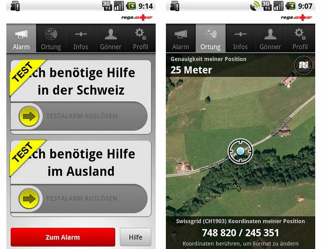 La Rega lance son application pour Android