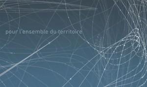 Une image extraite du clip de Swiss Fiber Net.