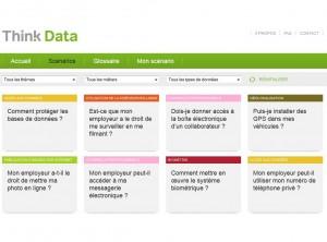 Protection des données: Think Data permet d'y voir plus clair!