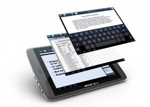 La tablette Archos 80 G9 vendue dès 266 francs...