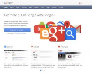 Le nouveau Google+: plus simple, plus efficace...