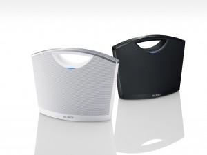 SRS-BTM8: haut-parleur NFC et bluetooth.