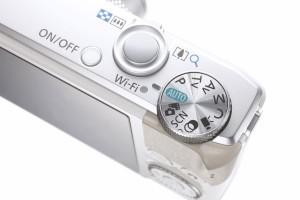 Le Canon PowerShot S110 Wi-Fi.