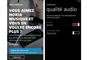Nokia Musique+ est prévu pour le 1er trimestre.