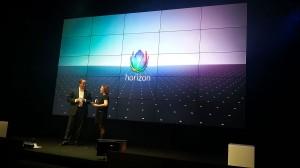 UPC Cablecom lance Horizon en Suisse.