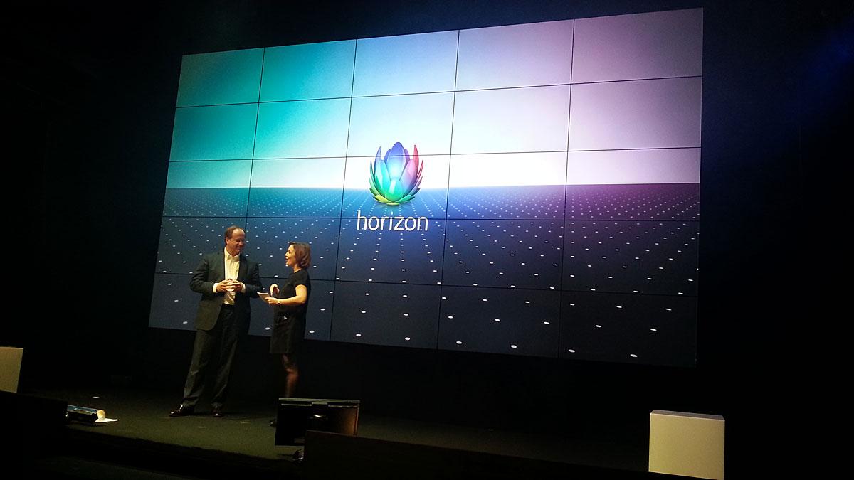 Upc Horizon Logo UPC Cablecom lancera Horizon