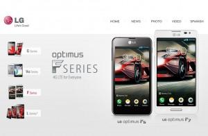 La série L de LG pour démocratiser la 4G.