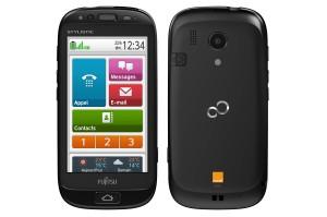 Le Stylistic de Fujitsu: un smartphone pour les aînés.