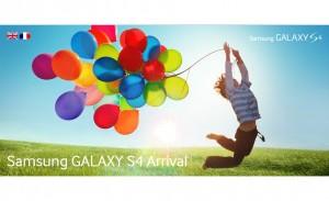 Le Samsung Galaxy S4 sera lancé mercredi en Suisse.