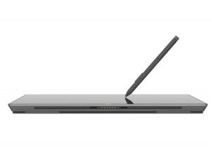 La tablette Surface Pro de  Microsoft avec son stylet livré par défaut, qui manque sur les ordinaires...