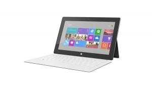 Surface RT: design et performance.