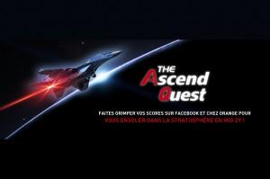 Huawei propose un vol en MIG 29 pour la promo de son Ascend P2.