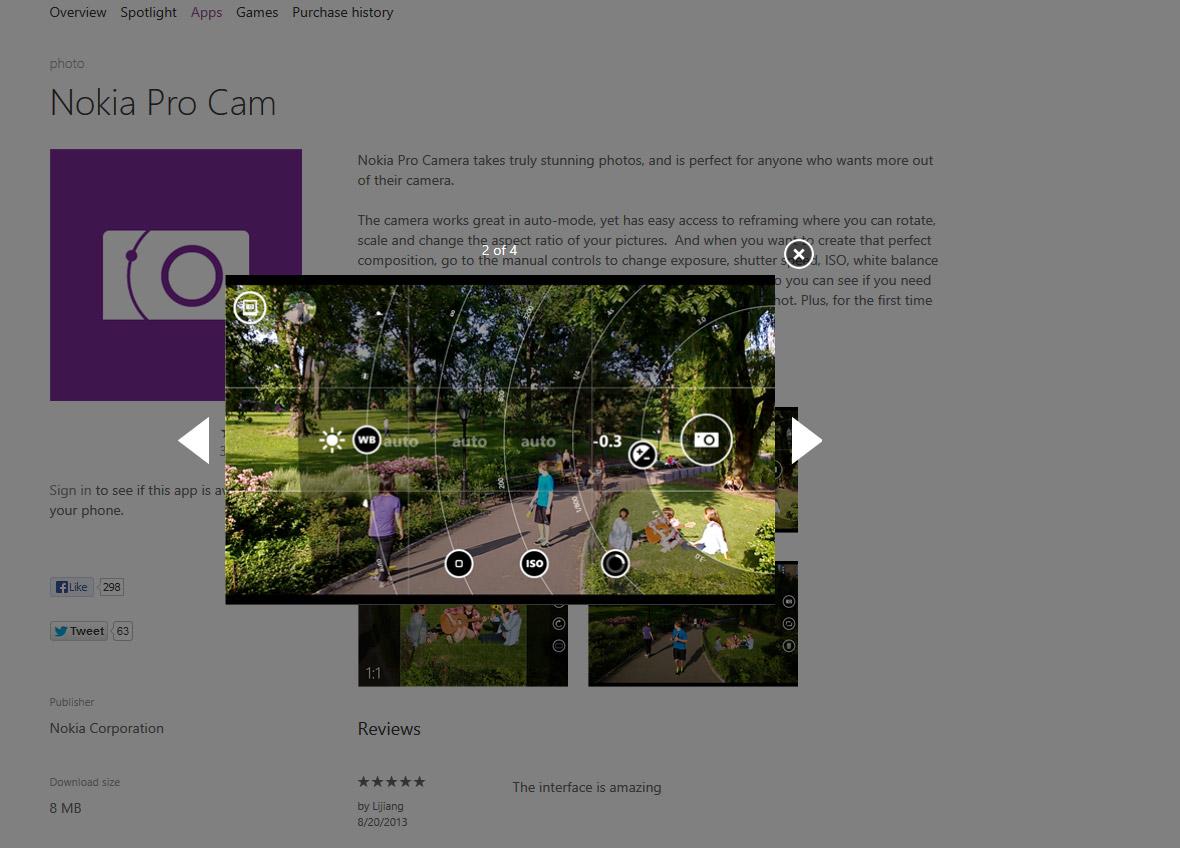 Avec Amber, Nokia booste son Lumia 920