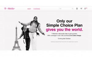 T-Mobile jette un pavé dans la marre...