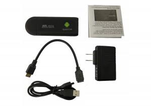 Le mini PC Android MK 809 III avec processeur Cortex A9 RK 3188.