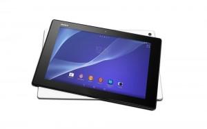 La Sony Xperia Z2 Tablet.