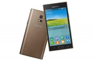 Le Samsung Z sous Tizen.