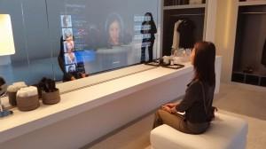 La réalité virtuelle dans sa chambre à coucher.