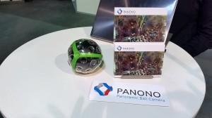 Panono devrait débarquer ces prochains mois sur le marché pour 550 dollars environ.