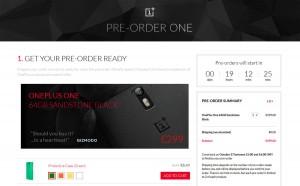 Le One de OnePlus en pré-commande.