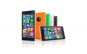 Microsoft Nokia Lumia 830.