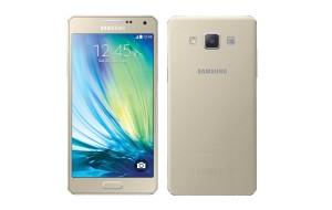 Le Sasmung Galaxy A5.