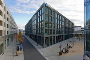 Le siège social d'UPC Cablecom à Wallisellen.