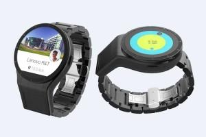 La concept watch Lenovo Magic View.
