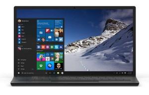 Microsoft Windows 10.