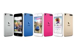 La 6e génération d'iPod Touch d'Apple.