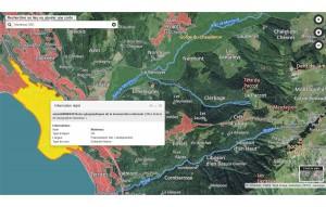 Swisstopo propose 300'000 noms de lieux sur internet.