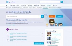 UPC Cablecom Community.