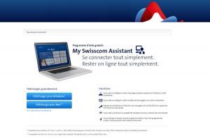 Swisscom My Assistant.