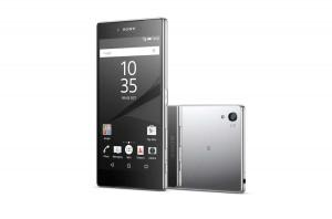 Le Sony Xperia Z5 Premium 4K.